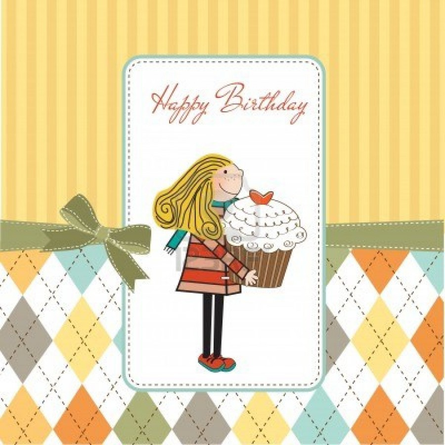12466183-happy-birthday-card-with-girl-and-cupcake