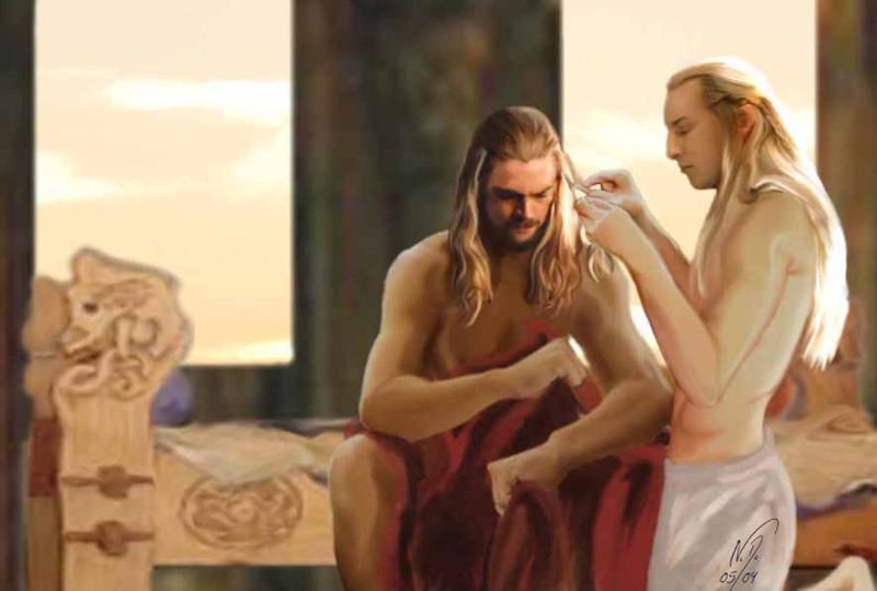 Elven Love Braids