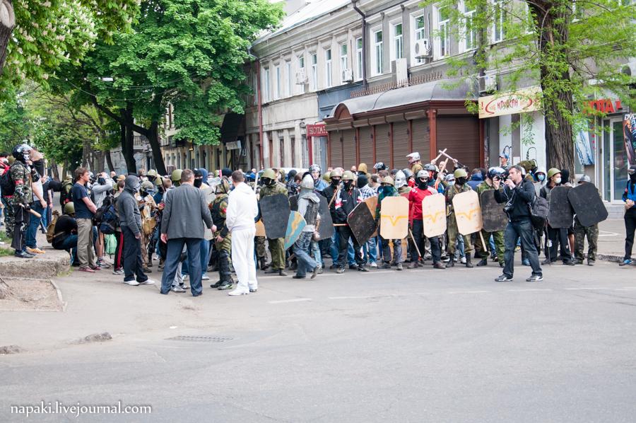 Россия распространила в ООН свой вариант доклада по событиям в Одессе 2 мая 2014 года, - Чуркин - Цензор.НЕТ 2442