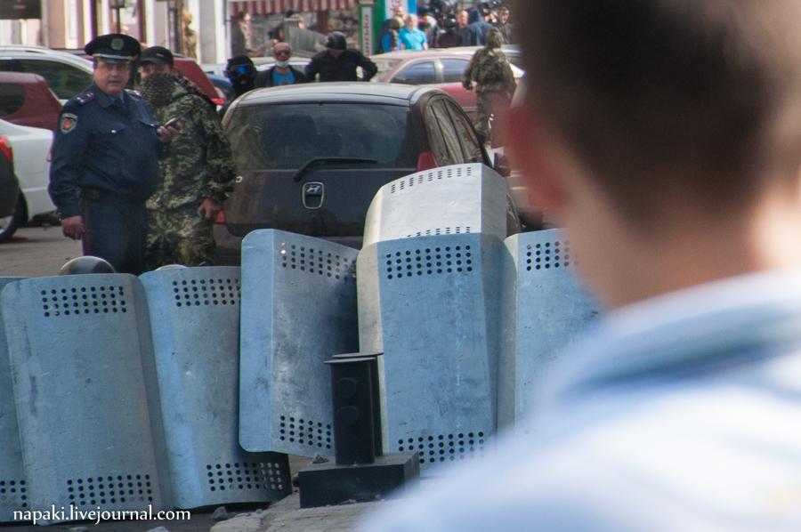 Яценюк инициирует создание общественного совета по контролю за расследованием одесской трагедии - Цензор.НЕТ 2540