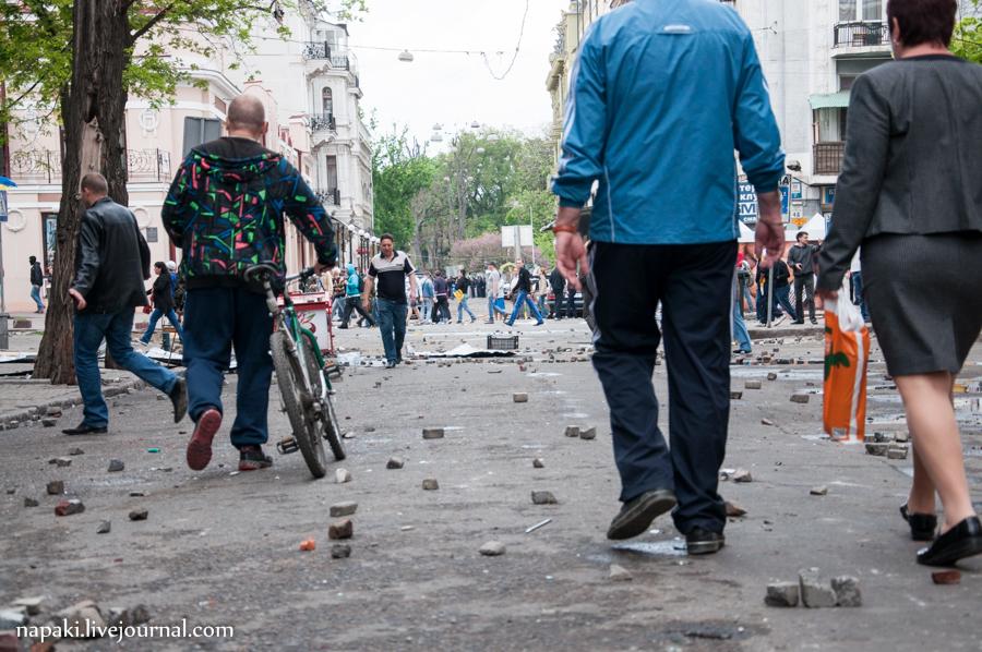 столкновения в одессе-89