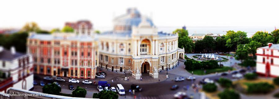 Театр Оперы и Балета, Одесса