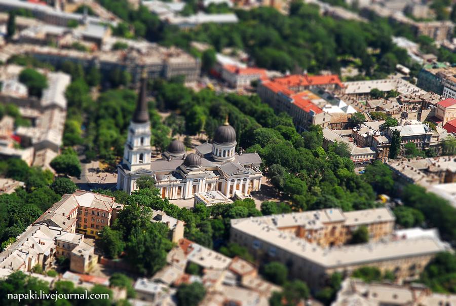 Спасо-Преображенский собор, Одесса