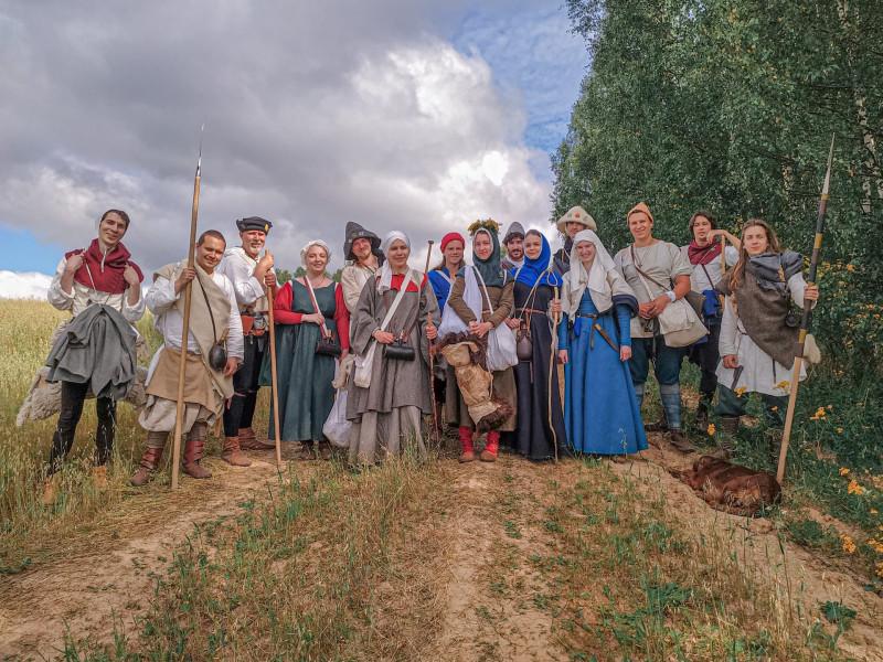 Паломничество на гору святой Марии