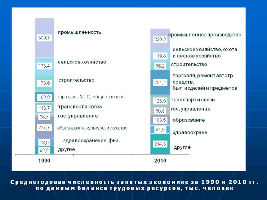 структура занятости НСО