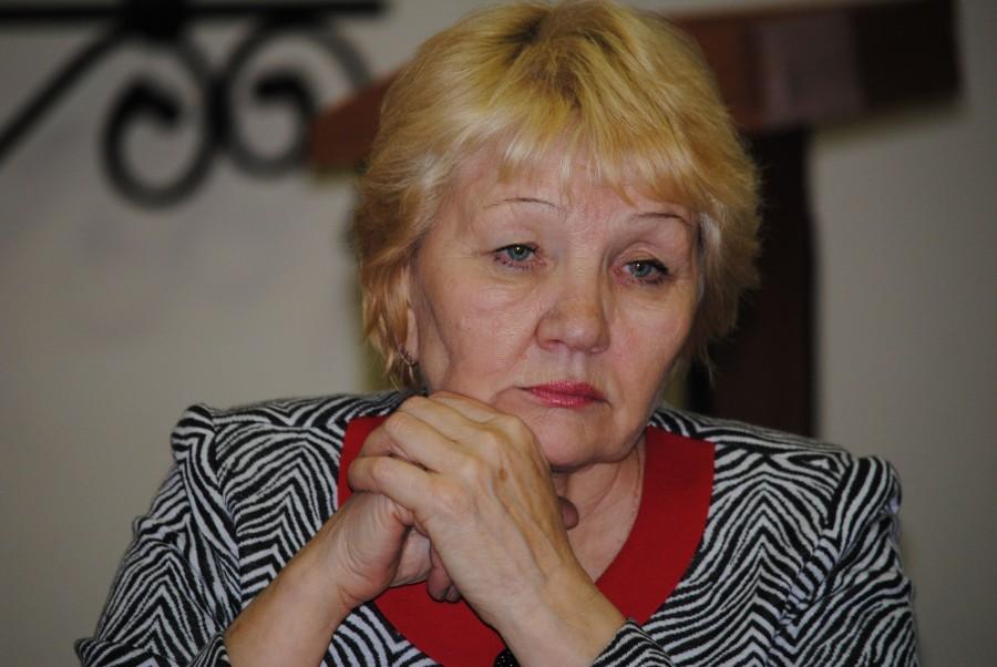 Голованева, Союз журналистов