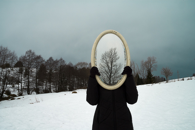 self-quantified-reflection-mirror-self-tracking