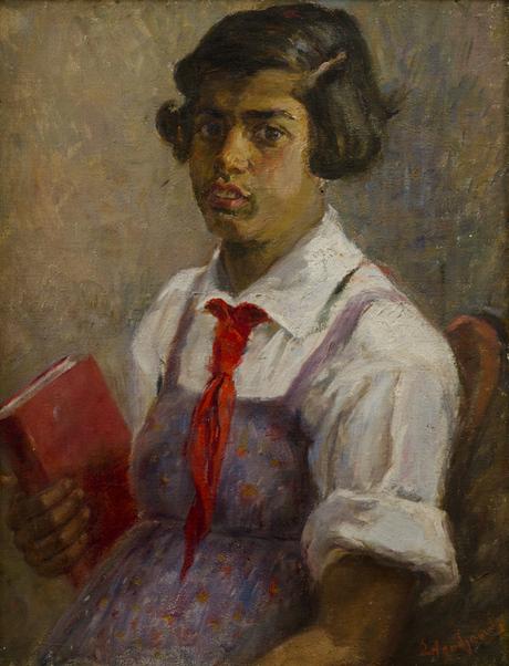Степан Агаджанян 1928