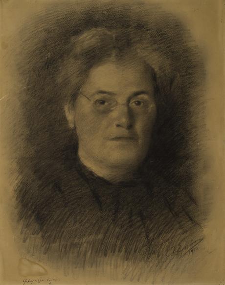 Мать писательницы