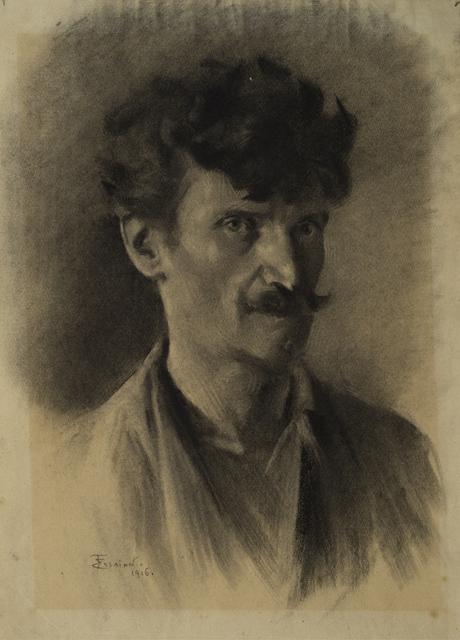 Тигран Есаян, автопортрет