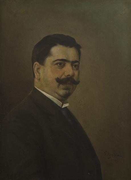 Амаяк Арцатпанян, Доктор Павел Петрович Чибухчян 1909