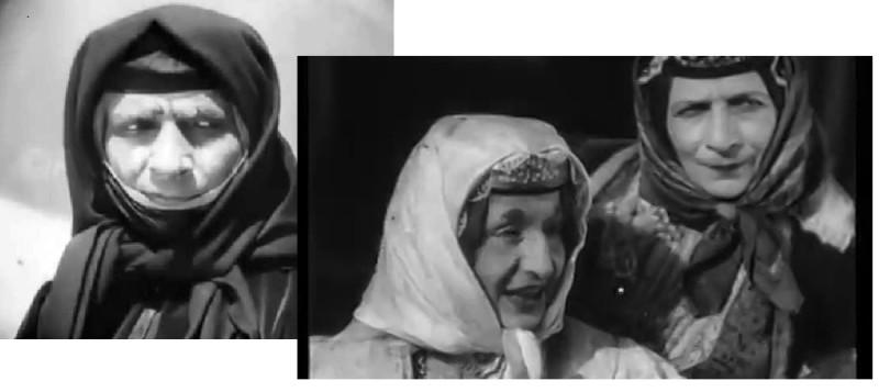 Нина Манучарова, 1885-1972