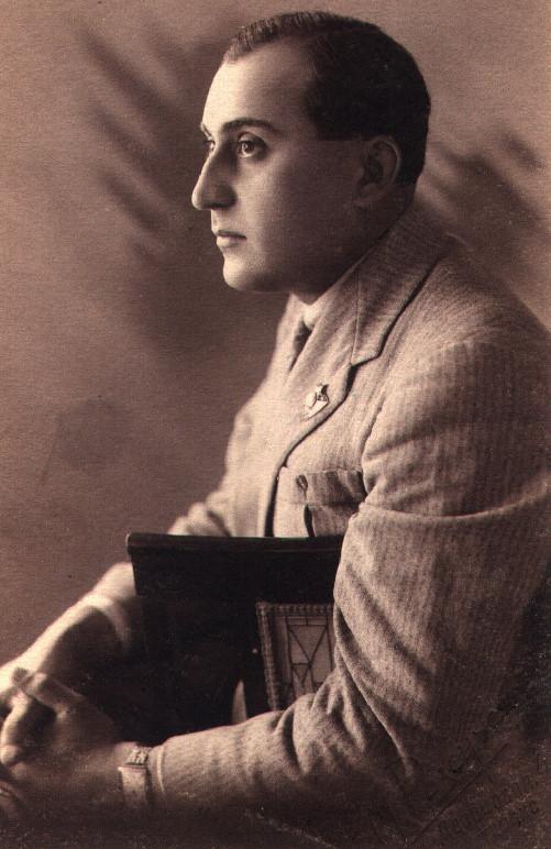Амбарцум Бек Назярян (1891-1965)