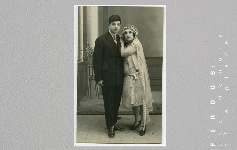 Мисак и Заруи Киракосяны, 1920-е