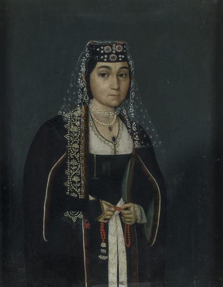 Портрет Ананян, 1840-1850