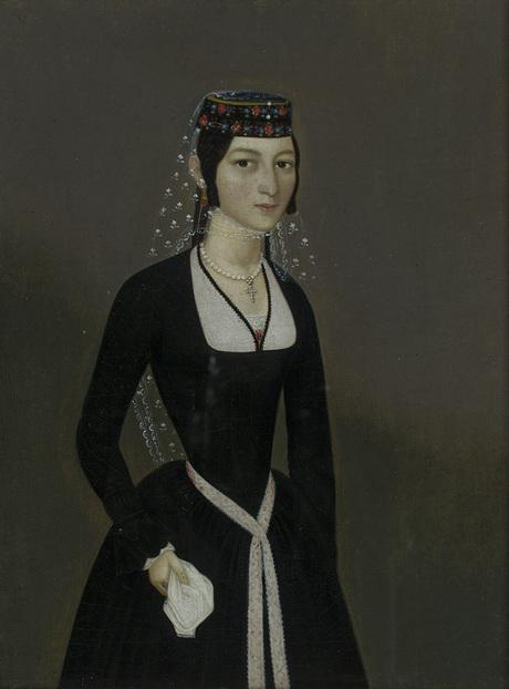 Наталья Теумян, 1830-1840