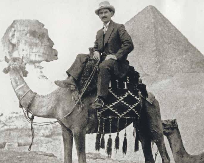 Сарьян в Египте, 1910-1913 гг