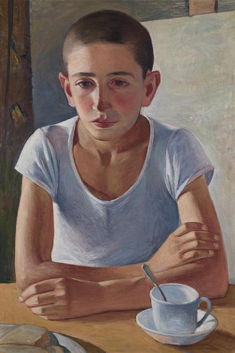 Портрет юноши, (Геворг)