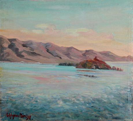 """""""Севан"""" 1938 Сирануш Геворгян"""