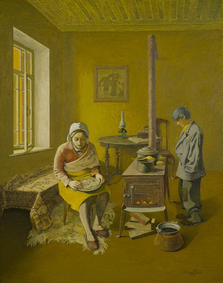 """""""Тяжкие дни"""", 1985, Рубен Атоян"""