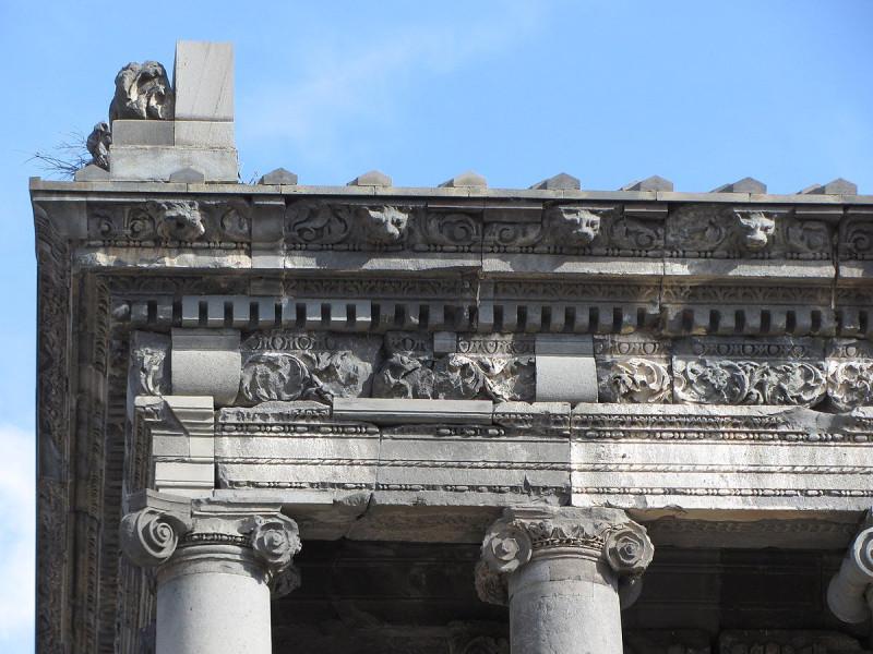 деталь храма