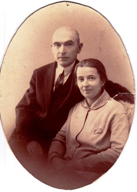 Преданная Мария Михайловна Иванова, вторая супруга писателя.