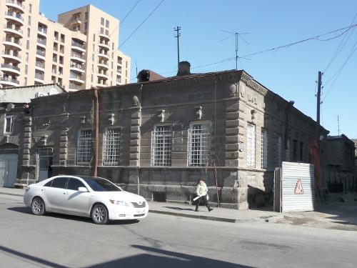 улица Свердлова сегодня - ну, то есть уже Павстоса Бюзанда