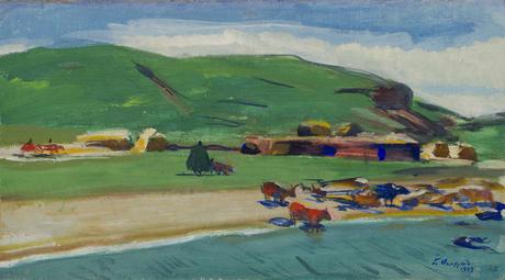 Севан, 1923