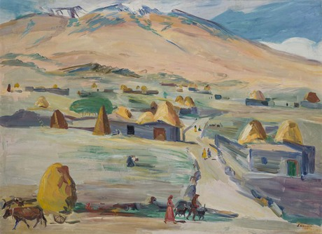 Апаран, 1935, Национальная галерея Армении