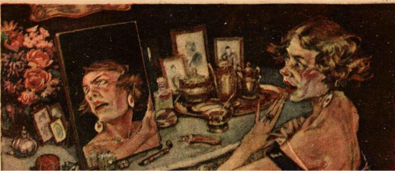 """Художник А. Топиков журнал""""Крокодил"""" №35-36 1933"""