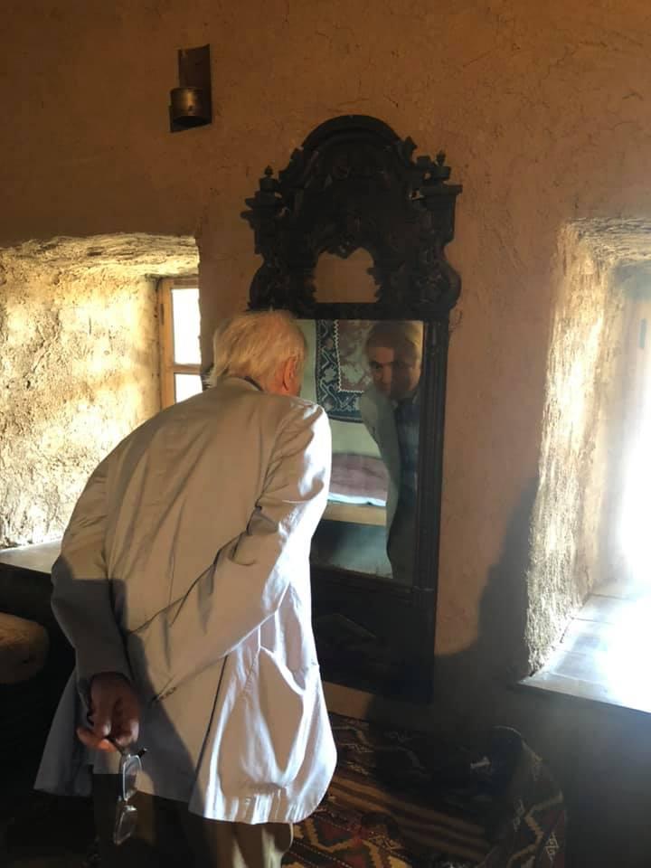 фотографии с фб страницы Дома-музея Хачатура Абовяна в Ереване