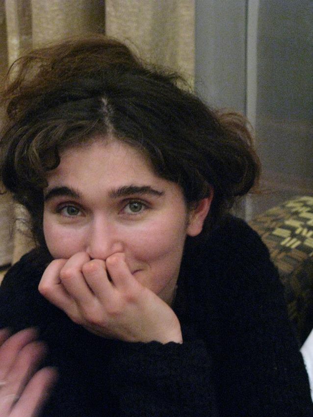 Мария Саакян. Фото Левона Осепяна