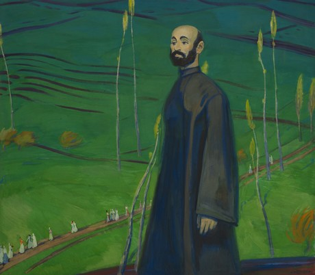 "Левон Коджоян, ""Весна"", 1969, Национальная галерея Армении"
