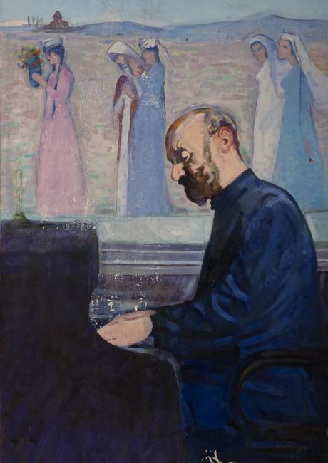 Петрос Бейдурдян 1969 Национальная галерея Армении
