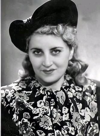 София Эйрамджян, из архива Анны Лебдевой