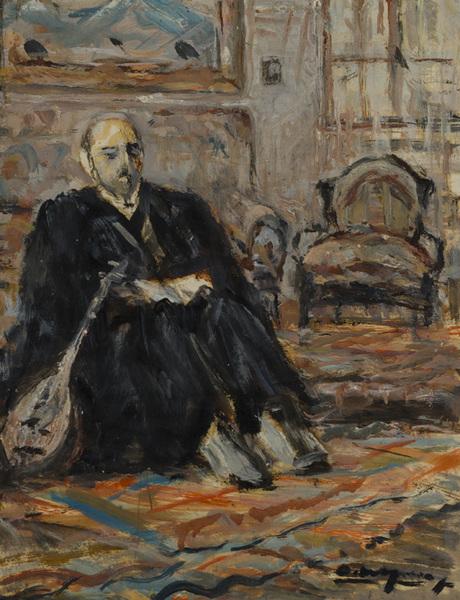 Тигран Сарксян, Комитас, Национальная галерея Армении