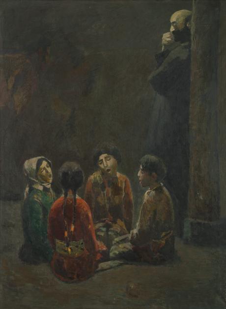 Эдуард Арцрунян, 1978, Национальная галерея Армении