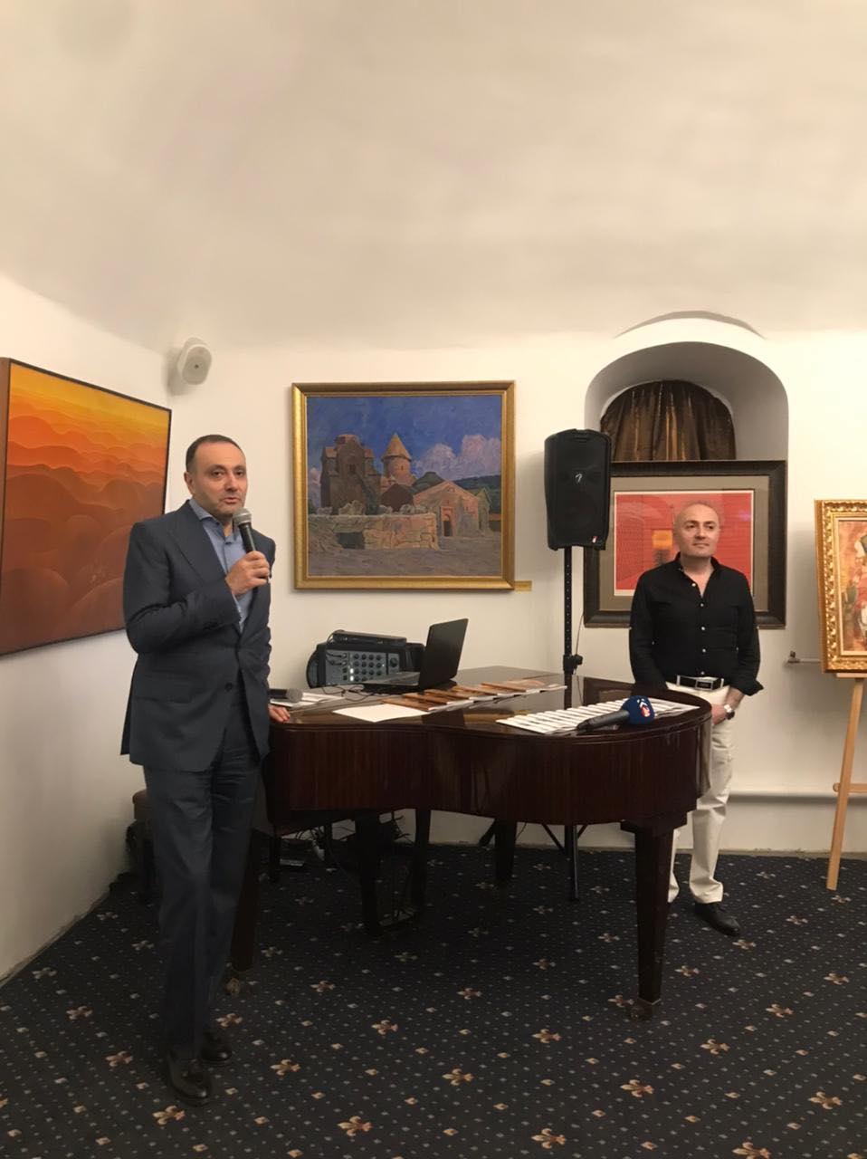 Посол Армении Вардан Тоганян