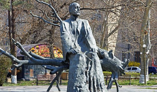 Ара Арутюнян, Комитас, 1988