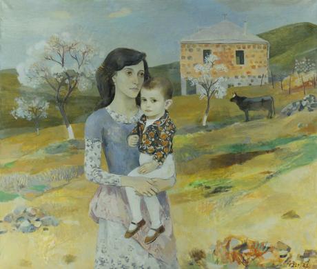 "Ашот Мелконян ""Весна""  1983"