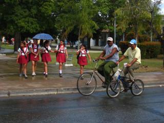 Это правда я снял на Кубе, но думаю, Венесуэла похожа.