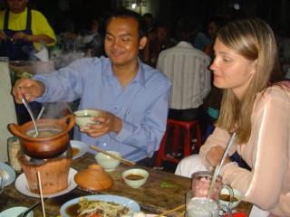 Нон, Катя и та самая забегаловка, где я распустил свой пьяный язык