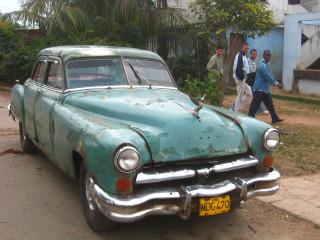 Кубинский автохлам