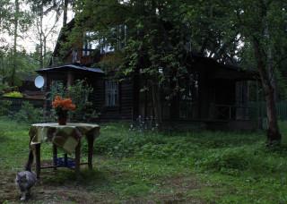 Дом покойного должника королевских электросетей - Анчарова