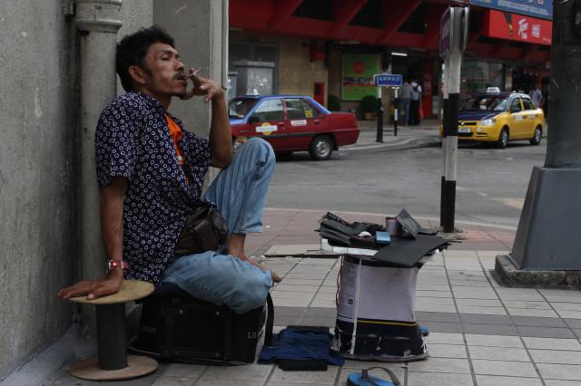 Это я снял в Куала Лумпуре, но навевает маркесовщину