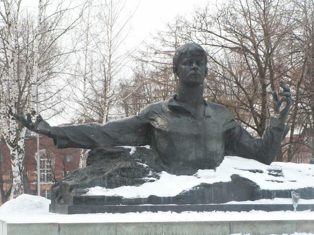 Пол Есенин в Рязани