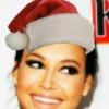 santa hat theme