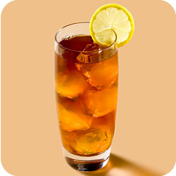 Iced-tea-with-lemon