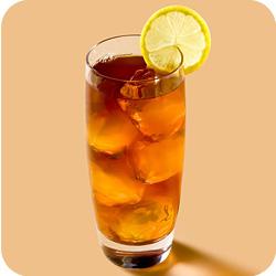 Iced-tea-with-lemon