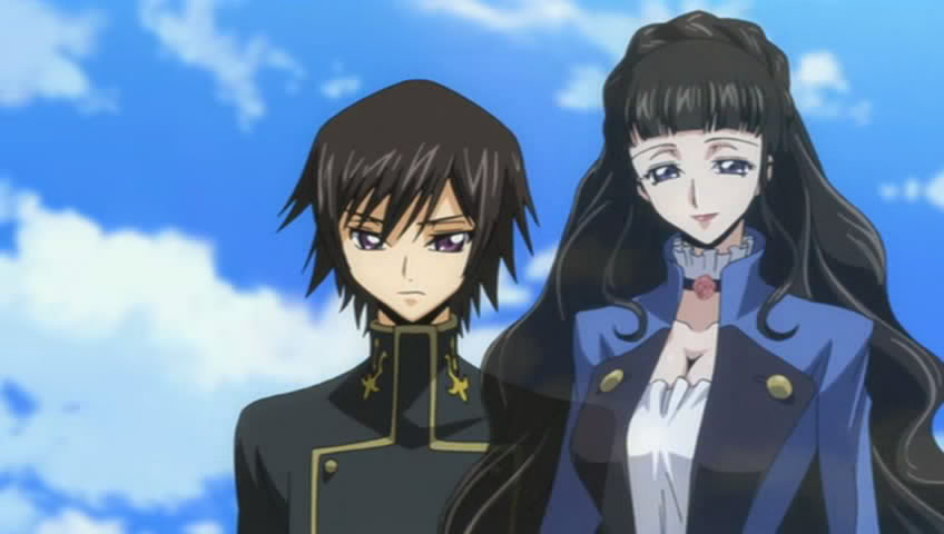 How Did Lelouch Get To The Island